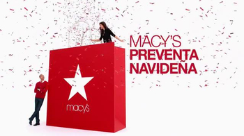 Macy's Prevents Navideña TV Spot, 'Estas Navidades' [Spanish] - Thumbnail 10