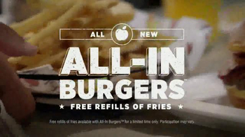 Applebee's Triple Bacon All-In Burger TV Spot, 'Revolutionary' - Thumbnail 8
