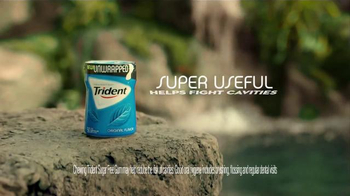 Trident Unwrapped TV Spot, 'Boombox' - Thumbnail 10