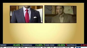 JoS. A. Bank TV Spot, 'Three Free Shirts' - Thumbnail 5