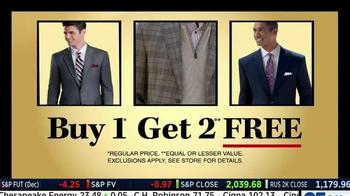 JoS. A. Bank TV Spot, 'Three Free Shirts' - Thumbnail 8
