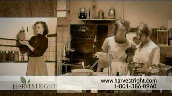 Harvest Right Freeze Dryer TV Spot, 'World's First Home Freeze Dryer' - Thumbnail 1