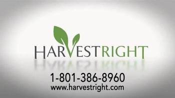 Harvest Right Freeze Dryer TV Spot, 'World's First Home Freeze Dryer' - Thumbnail 10