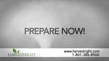 Harvest Right Freeze Dryer TV Spot, 'World's First Home Freeze Dryer' - Thumbnail 4