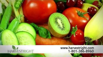 Harvest Right Freeze Dryer TV Spot, 'World's First Home Freeze Dryer' - Thumbnail 7
