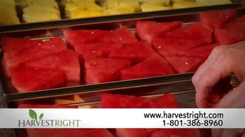 Harvest Right Freeze Dryer TV Spot, 'World's First Home Freeze Dryer' - Thumbnail 8