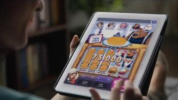 Big Fish Casino TV Spot, 'Living Large: Home' - Thumbnail 1