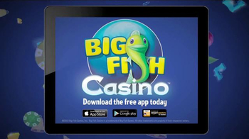Big Fish Casino TV Spot, 'Living Large: Home' - Thumbnail 10