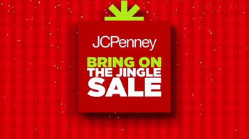 JCPenney Bring on the Jingle Sale TV Spot, 'For Everyone on Your List' - Thumbnail 6