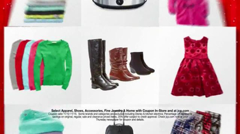 JCPenney Bring on the Jingle Sale TV Spot, 'For Everyone on Your List' - Thumbnail 7