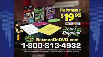 The Classic Batman Collection TV Spot, 'Greatest Superhero' Feat. Adam West - Thumbnail 10