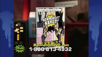 The Classic Batman Collection TV Spot, 'Greatest Superhero' Feat. Adam West - Thumbnail 5