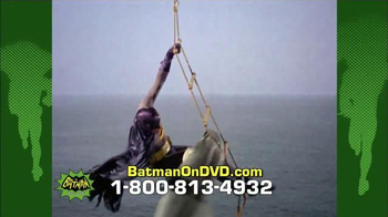 The Classic Batman Collection TV Spot, 'Greatest Superhero' Feat. Adam West - Thumbnail 6