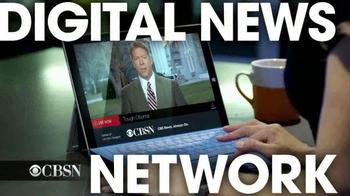 CBSN TV Spot, 'Watch It On Any Device' - Thumbnail 3