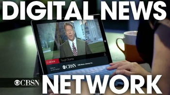 CBSN TV Spot, 'Watch It On Any Device'