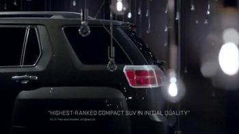 2015 GMC Acadia SLE-1 TV Spot, 'One Incredible Idea Leads to Another' - Thumbnail 4