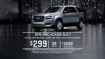 2015 GMC Acadia SLE-1 TV Spot, 'One Incredible Idea Leads to Another' - Thumbnail 6