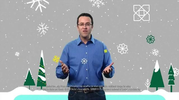 Subway $2 Holiday Customer Appreciation Month TV Spot Featuring Jared Fogle - Thumbnail 7