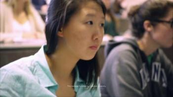 Villanova University TV Spot, 'Hard at Work' - Thumbnail 4