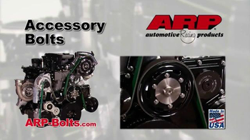 ARP Bolts TV Spot, 'Diesel Accessory Fasteners' - Thumbnail 7