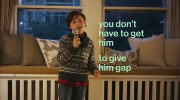 Gap TV Spot, 'Crooner' Song by Johnnie Ray - Thumbnail 8