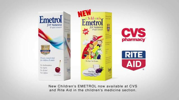 Emetrol TV Spot, 'Relief from Nausea and Stomach Flu' - Thumbnail 10