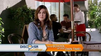 Discover My College TV Spot - 244 commercial airings