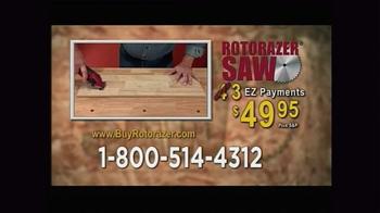 Rotorazer Saw TV Spot - Thumbnail 9
