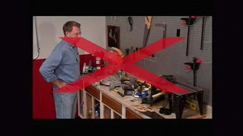 Rotorazer Saw TV Spot - Thumbnail 6