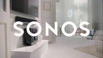 Sonos Play: 1 TV Spot, 'Sub Melt' Song by Mount Kimbie - Thumbnail 1