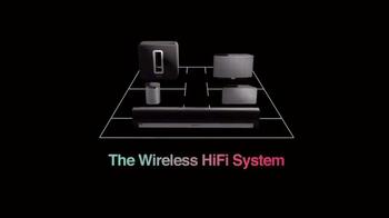 Sonos Play: 1 TV Spot, 'Sub Melt' Song by Mount Kimbie - Thumbnail 10