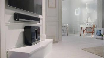 Sonos Play: 1 TV Spot, 'Sub Melt' Song by Mount Kimbie - Thumbnail 2