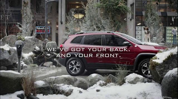 Jeep Cherokee TV Spot, 'Front and Rear Park Assist' - Thumbnail 1