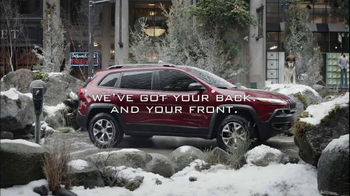 Jeep Cherokee TV Spot, 'Front and Rear Park Assist' - 17 commercial airings