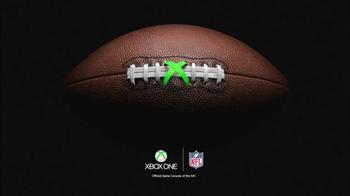 Xbox One NFL Fantasy Football TV Spot, 'Denver vs. San Diego' - Thumbnail 10