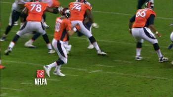 Xbox One NFL Fantasy Football TV Spot, 'Denver vs. San Diego' - Thumbnail 4