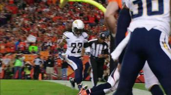 Xbox One NFL Fantasy Football TV Spot, 'Denver vs. San Diego' - Thumbnail 8