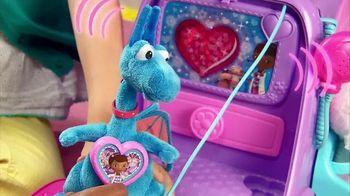 Doc McStuffins Get Better Talking Mobile TV Spot, 'Great Heartbeat'