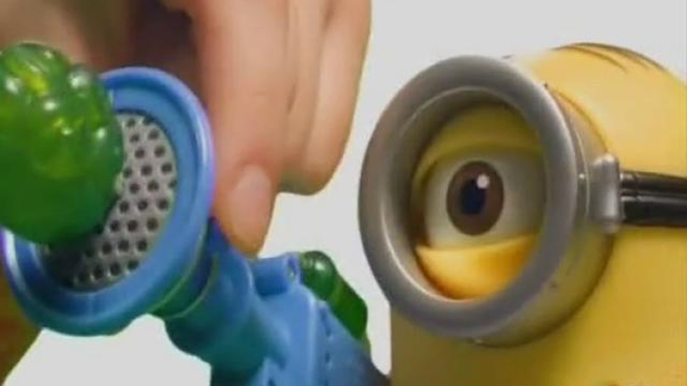 Despicable Me 2 Talking Minions TV Commercial, 'Bring Home the Fun'
