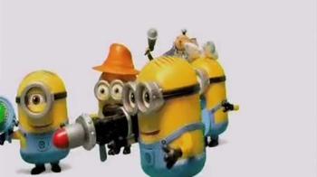 Despicable Me 2 Talking Minions TV Spot, 'Bring Home the Fun' - Thumbnail 1