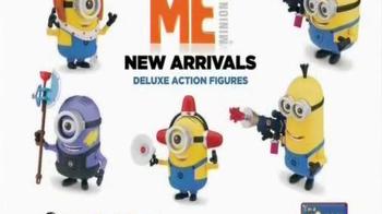 Despicable Me 2 Talking Minions TV Spot, 'Bring Home the Fun' - Thumbnail 8
