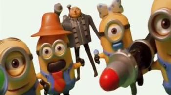 Despicable Me 2 Talking Minions TV Spot, 'Bring Home the Fun' - Thumbnail 6