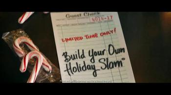 Denny's Holiday Slam TV Spot, 'Naughty or Nice' - Thumbnail 7