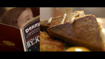 Denny\'s Holiday Slam TV Spot, \'Naughty or Nice\'