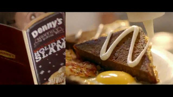 Denny's Holiday Slam TV Spot, 'Naughty or Nice' - Thumbnail 3