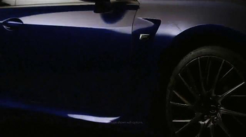 Lexus RC F TV Spot, 'Man Who Flexes' - Thumbnail 3