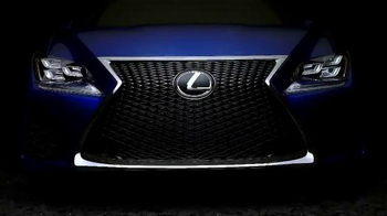 Lexus RC F TV Spot, 'Man Who Flexes' - Thumbnail 7