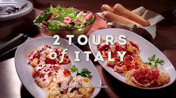 Olive Garden Northern Tour of Italy TV Spot, 'Delicioso Sabor' [Spanish] - Thumbnail 6