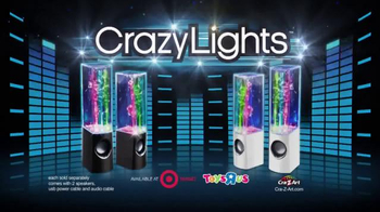 Crazy Lights Magic Water Speaker TV Spot, 'Move to Your Music' - Thumbnail 9