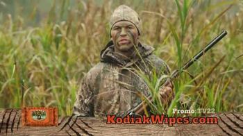 Kodiak Wipes TV Spot, 'Hunting Times' - Thumbnail 2